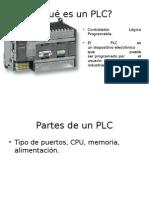Qué es un PLC