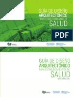 Guia Diseno Arquitectonico Hospitales