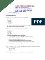 01 Problemas de Programación Lineal