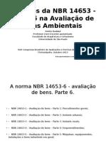 Emilio Haddad Desafios Da NBR 14653 - Parte 6 Na Avaliação de Bens Ambientais