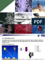 La Teledeteccion