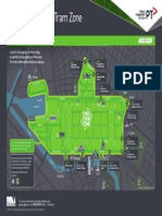 PTV FreeTramZone Map
