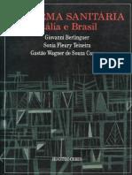 Reforma Sanitaria Italia e Brasil