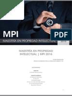 Programa MPI 2016
