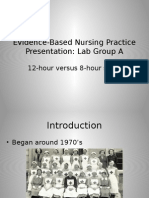 ebp presentation lab group a