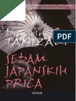Junichiro Tanizaki - Sedam Japanskih Priča