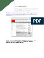 Instalación y Configuración Del JDK 7 en Windows