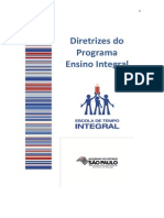 Diretrizes Do Ensino Integral