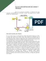 Sistema Hidráulico Con Detección de Carga y Presión Compensada