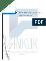 Finkokfacturacion Manual