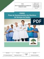 PGRSS 100-001 - Plano de Gerenciamento de Resíduos de Serviços de Saúde Rev03 PROPOSTA