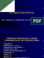 Presentacion El Proceso Penal