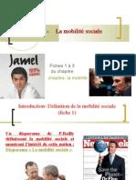 thème mobilité sociale 2009-2010