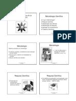 Metodologia Científica - Profº Clovis