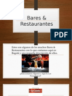 Bares & Restaurantes