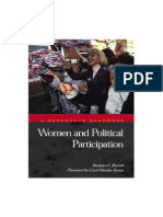 Burrell - Women and Political Participation