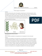 Chapter 8 How Do Organisms Reproduce
