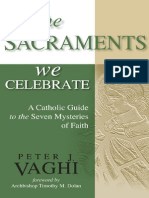 The Sacraments We Celebrate - excerpt