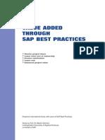 SAP Best Practies Study Uni Ludwigshafen