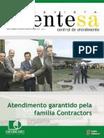 Especial Contractors - Parte Integrante da Revista ClienteSA edição 51 - Julho 06