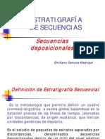 13. Estratigrafía de Secuencias