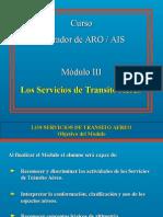 Transp. Módulo III