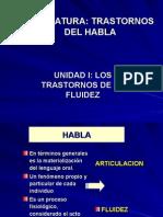 Clases Fluidez U. Chile 2006 10 de Agosto y 17 de Agosto