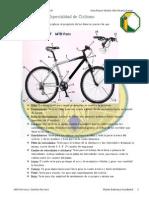 Especialidad de Ciclismo
