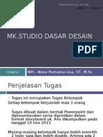 5.Studio Dasar Desain