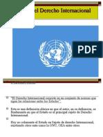 Fuentes Del Derecho Interncional Público Para Clases
