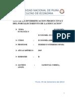 1.5 Economía Ecología y Economía Ecológica 2015