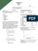 Exam 2015(Form 4) smkbintulu