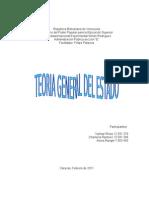 Administracion Publica Teoria General Del Estado Trabajo