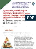 1 Clase Dra. Gloria Gordillo