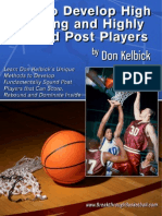 Basketball Post Development