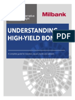 HYB Milbank Understanding High Yield Bonds