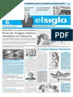 Edicion Impresa El Siglo 06-11-15