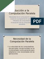 presentacion Computacion paralela