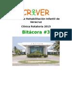 bitacora 3 criver