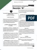 Manual de Clasificación de Puestos de La Carrera Docente Universitaria