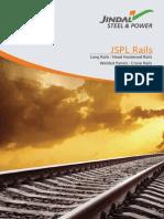 JSPL Rail Brochure