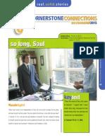 4th Quarter 2015 Lesson 6 Cornerstone Connections