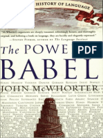 The Power of Babel-A Natural History of Language_006052085X.pdf
