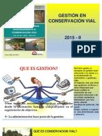 Gestion en Conservacion Vial Diapos