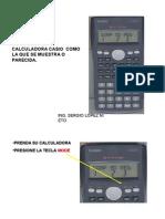 Calculadora Funcion Regresion Lineal