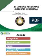 Materi Sosialisasi JKN Dan BPJS Kesehatan (Standar) v1