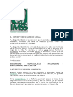 Creacion Del Instituto Mexicano Del Seguro Social