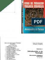 Curso de Formacion Teologica Evangelica (Tomo I) - Jose Grau
