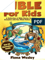 Bible for Kids_ a Collection of - Fiona Wesley