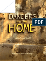 Dangers in the Home
